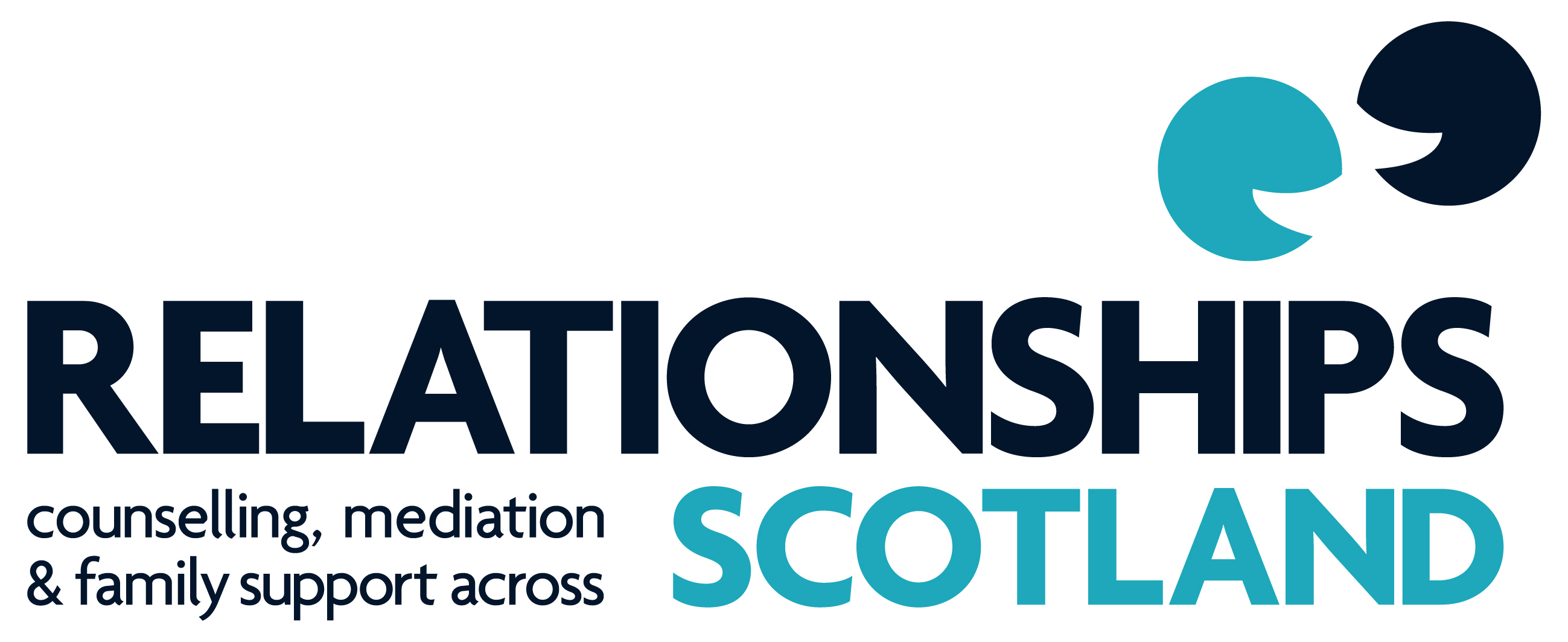 I'm now Head of Communications at Relationships Scotland