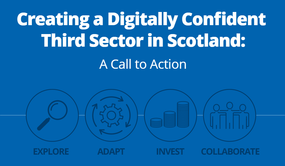 The third sector's digital call to action